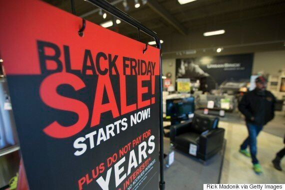 Black Friday Sales Will Be Huge In Canada. Definitely.