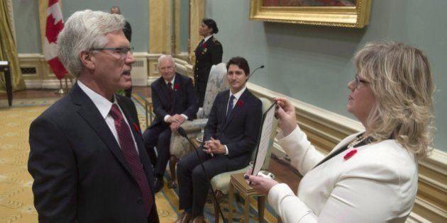 James Carr Tells Alberta Oil Execs Environmental Growth Is Key To Energy