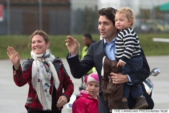 Justin Trudeau Kids: We Could Look At Photos Of Hadrien All