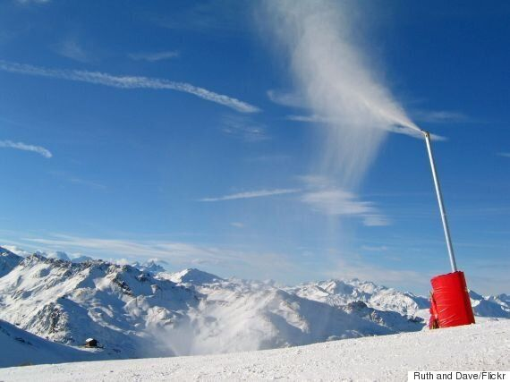 Climate Change Means Rocky Patches Ahead For Canadian Skiers,