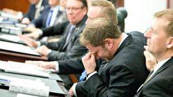 Alberta Legislature Shares Stories Of Manmeet