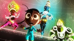 Hindu Heroes Of 'Sanjay's Super Team' Finally Add Colour To Pixar's