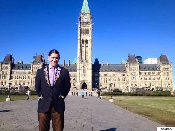 Robert-Falcon Ouellette, Rookie Liberal MP, Running For Speaker Of The House Of