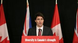 Trudeau Pitches Refugee Plan As Example Of Canada's