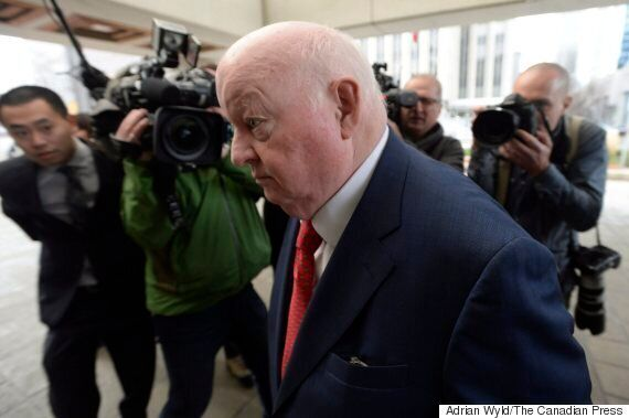 Mike Duffy Trial: Defence Plays Up Credentials Of Consultant