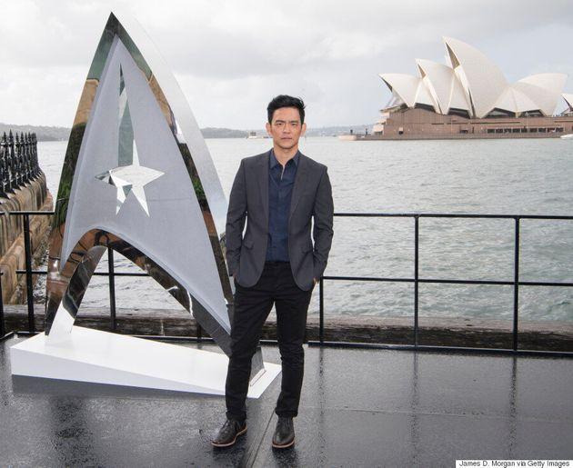 George Takei Isn't Happy That 'Star Trek Beyond's' Sulu Is
