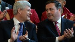 Kenney Would Welcome Harper's