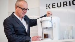 Keurig Launches Machine For 'Fresh' Soft
