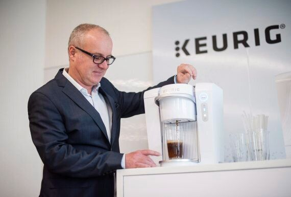 Keurig Launches Machine For 'Fresh' Soft Drinks In