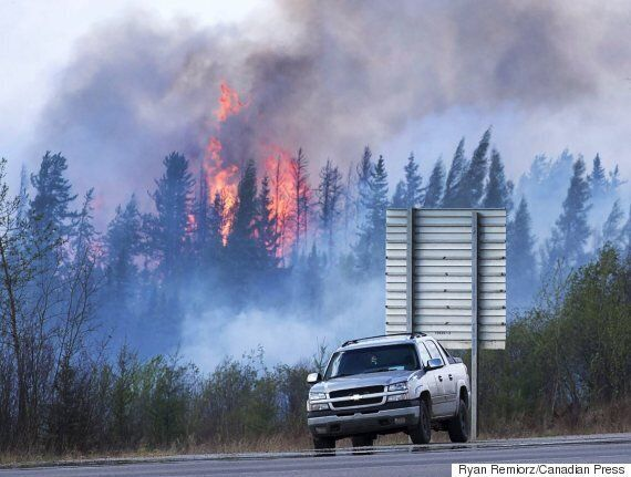 Fort McMurray Fire Cost Is Almost Double That Of The Alberta