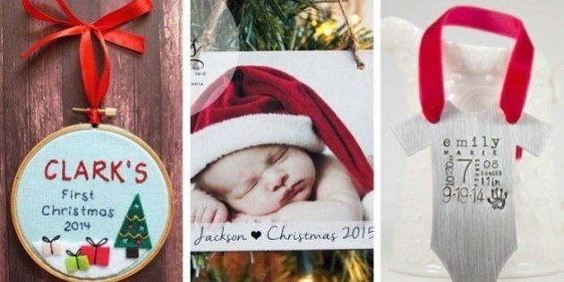 Baby S First Christmas Ornament Canada You Ll Want To Cherish These