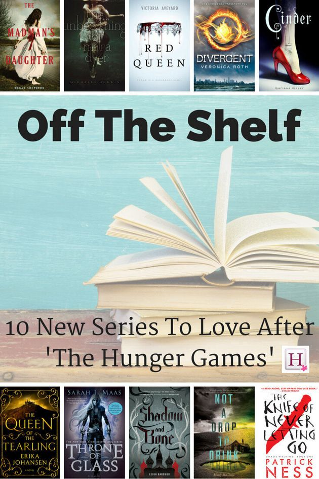 Off The Shelf: 10 New Must-Read Series After 'The Hunger