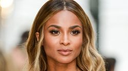 Ciara's Wedding Dress Might Be The Prettiest Thing We've Ever