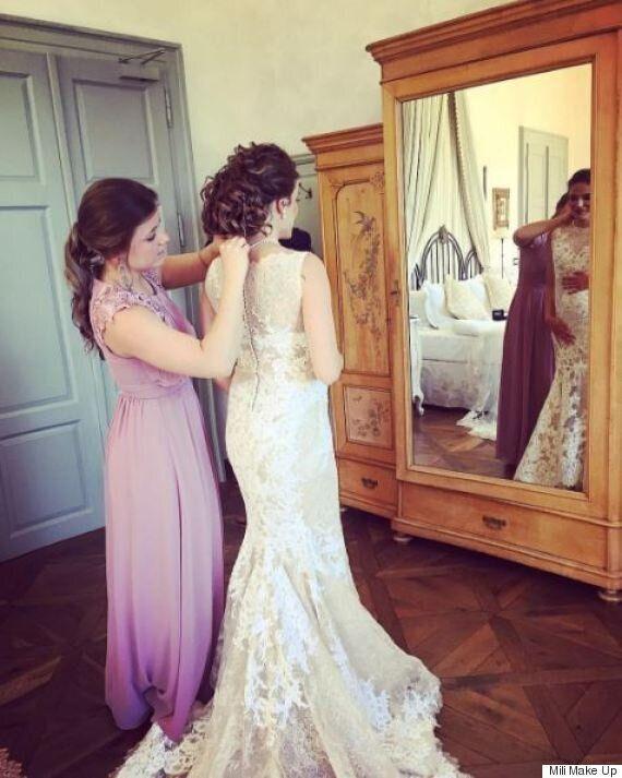 Pregnant Brides Glow In Stunning