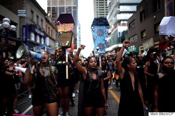 Cheri DiNovo, Ontario NDP Express Solidarity With Black Lives Matter