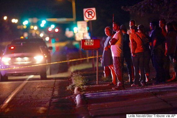 Philando Castile Shooting: Girlfriend Livestreams Aftermath Of Black Man's Police Shooting In