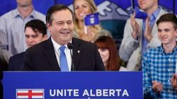 Unexpected Supporter Shows Up To Back Kenney's Alberta PC