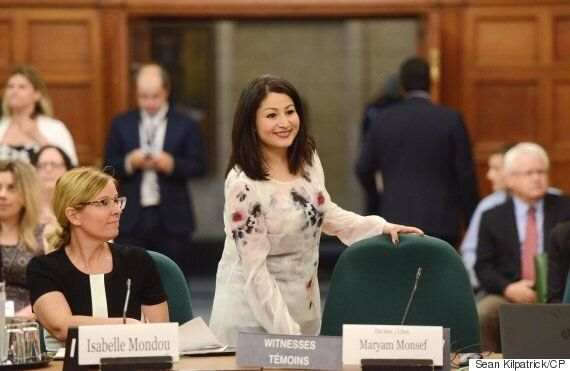 Maryam Monsef Strikes Sunny Tone, Avoids Clear Answers At Electoral Reform