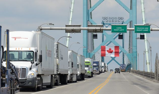 Surprise Shock: Canadian Trade Numbers Worst Since Great