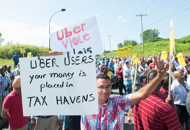 What Do Uber Drivers Earn? $4.60 An Hour, Montreal Experiment