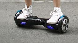 More Than 500K Hoverboards Recalled After Some Burst Into