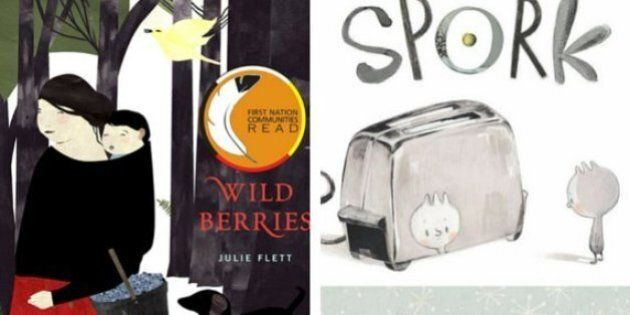 Canadian Children's Authors You Must Introduce Your Kids