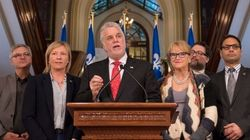 Quebec Liberals Expected To Balance