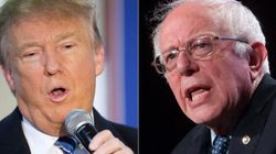 Trump, Sanders Capture New Hampshire