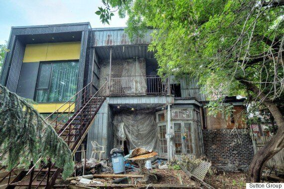 Montreal Fixer Upper May Or May Not Have Been Horror Movie