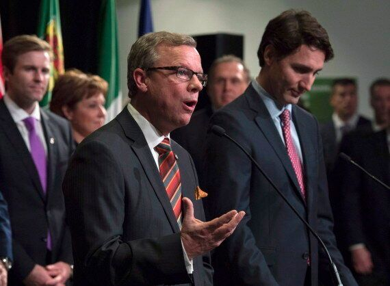 Premier Brad Wall Pitches Plan To Stimulate Oil And Gas Sector To