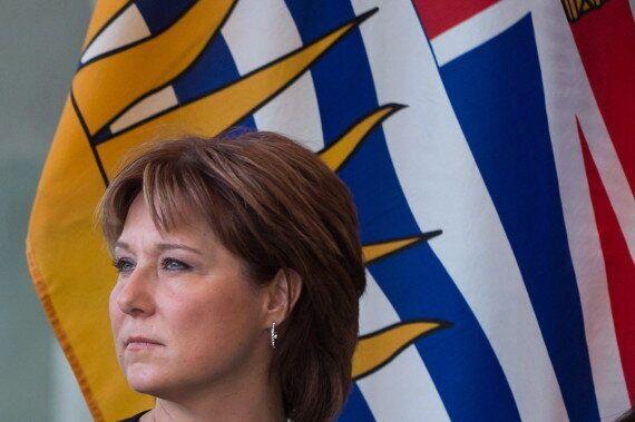 Clark Says Canada's Depending On B.C. Amid Economic