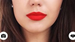 This New App Will Help You Find The Perfect Lip Colour In