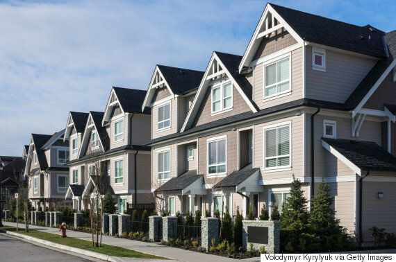 Canada Real Estate: Homeowners Are Stuck On A Broken Property