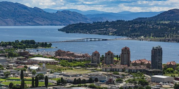 Canada's Worst City To Find A Job? Kelowna, B.C., BMO Data