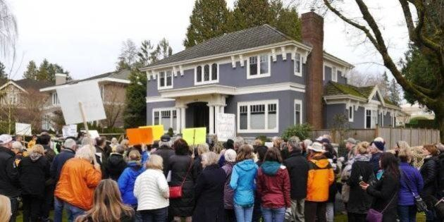 Vancouverites Are Fed Up With Perfectly Good Houses Being Torn