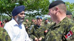 Canada's Defence Spending Among Lowest In