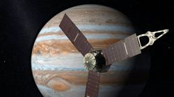 NASA Spacecraft Nears Jupiter After Travelling Almost 5