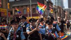 Banning Police From Toronto Pride Parades Is 'Stupid':