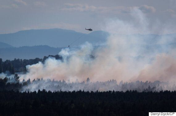 Burns Bog Fire Is A 'Major Emergency': Delta