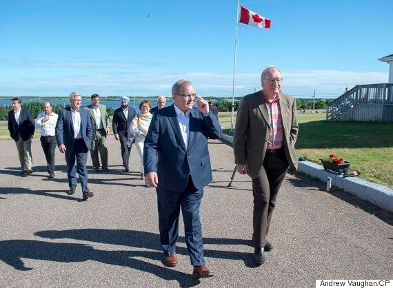 Atlantic Premiers, Feds Reveal Pilot Project To Boost Economies Through