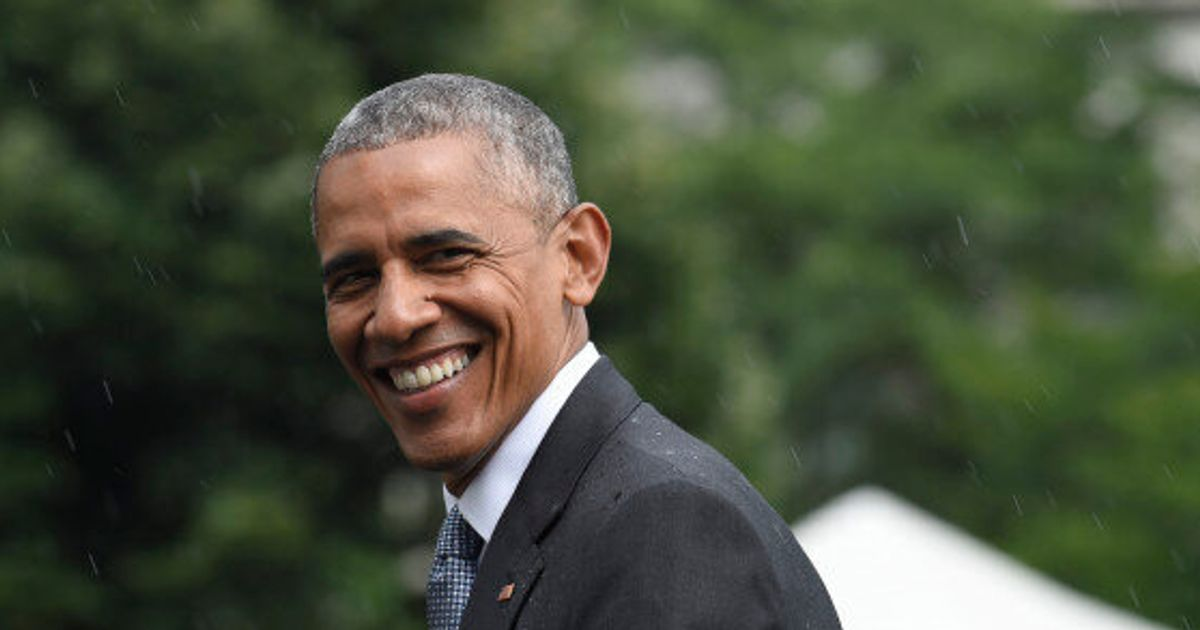 Barack Obama Mom Proof Us President Is The Spitting Image Of His Mother  Huffpost -3452