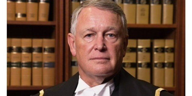 Justice Robin Camp To Apologize For Telling Alleged Rape Victim To Keep Her Knees