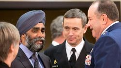 NATO Chief Singles Out Canada With