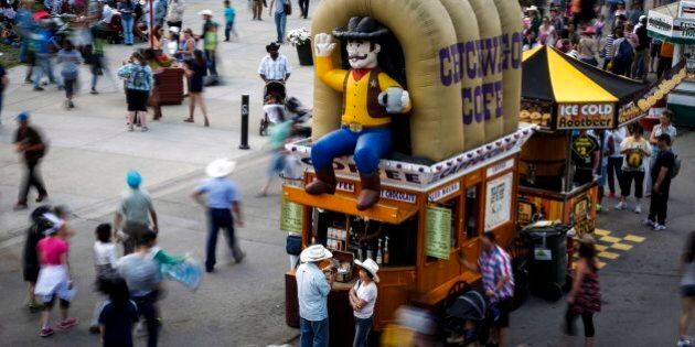Calgary Stampede Boost Could Help Local Businesses Weather