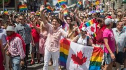 Gay Refugee 'Speechless' After Marching With PM In Pride
