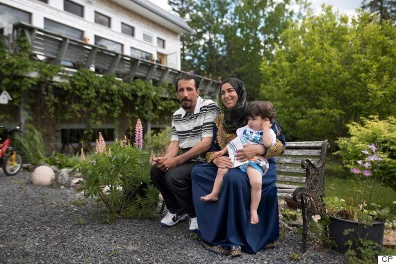Syrian Refugees In Canada Eager For Jobs In Their New