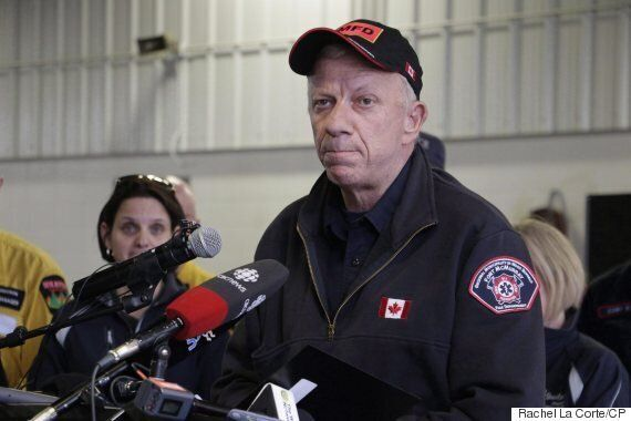 Fort McMurray Fire Leaves Firefighters Battle Emotional