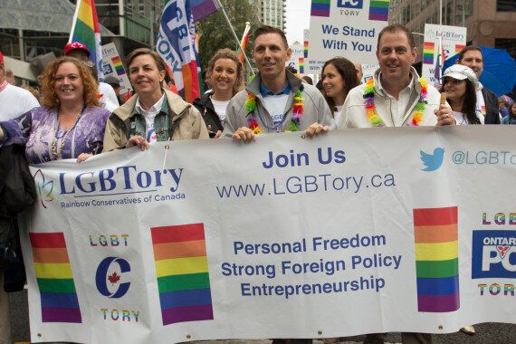 All Tory Leadership Contenders Will Be At Pride In Historic