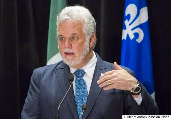 Philippe Couillard: Quebec Will Never Dump Its Carbon System For A National
