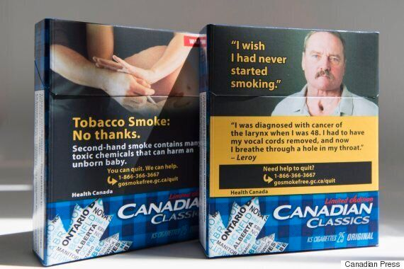 Canada Day Cigarettes By Canadian Classics Raise Ire Of Health